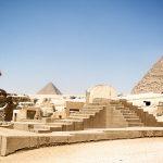 Egypten, pyramid