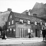 Götgatan 55 (nuv. 67). Källaren Druvan.